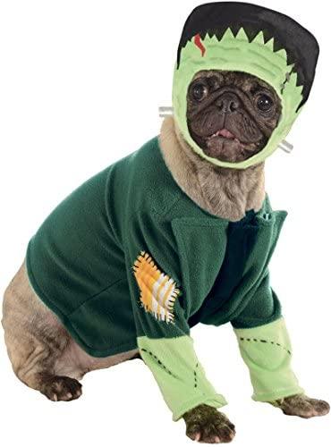 disfraz de frankestein para perro en oferta